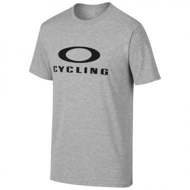 T-Shirt OAKLEY O-CYCLING Grigio 2016