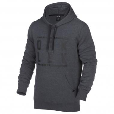 Sweat à Capuche OAKLEY TOKEN Gris 2017