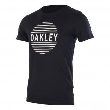 T-Shirt OAKLEY FADED CIRCLE Noir 2017