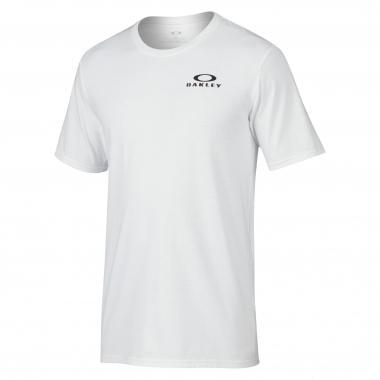 T-Shirt OAKLEY BARK REPEAT Blanc 2017