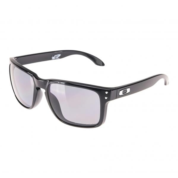 5ee440cc852 OAKLEY HOLBROOK Sunglasses Black Prizm Polarized OO9102-D655 ...