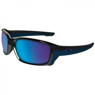 Gafas de sol OAKLEY STRAIGHTLINK Negro/Azul Iridium OO9331-04