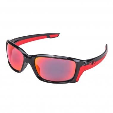 Gafas de sol OAKLEY STRAIGHTLINK Negro/Rojo Iridium Polarisant OO9331-08