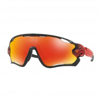 OAKLEY JAWBREAKER Sunglasses Black/Red Prizm OO9290-2331