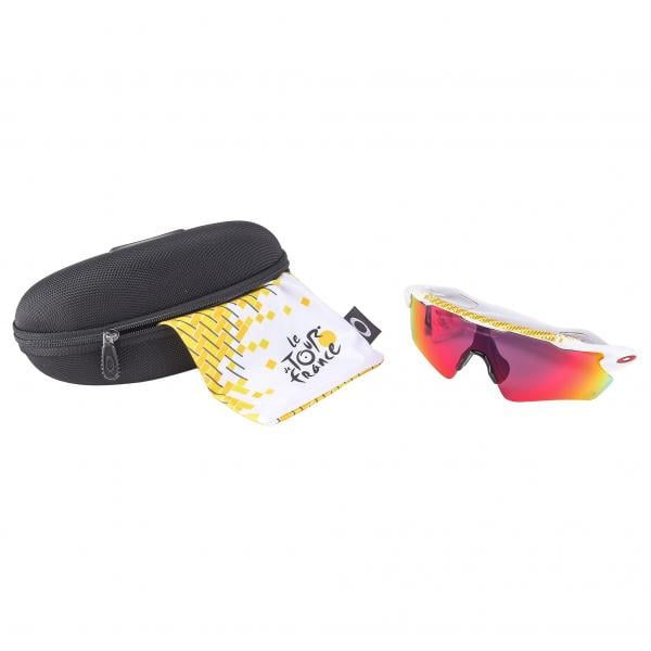 5a4b7a7705 ... cheapest oakley radar ev path tour de france collection sunglasses mat  white prizm oo9208 probikeshop ec433