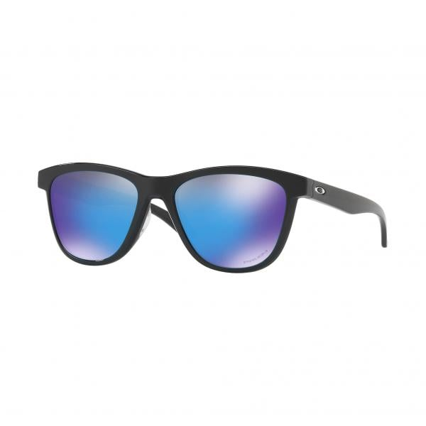 Oakley Moonlighter Prizm Sonnenbrille Schwarz/Blau Vm21cIaFk