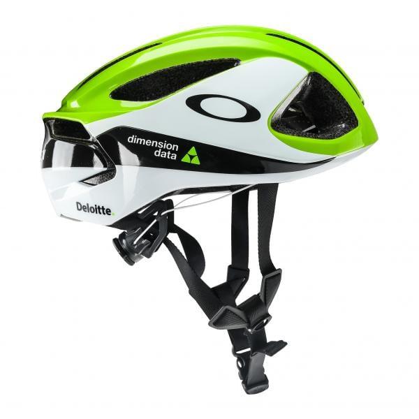 445eece7aa OAKLEY ARO 3 MIPS TEAM DIMENSION DATA Helmet Green 2018 - Probikeshop
