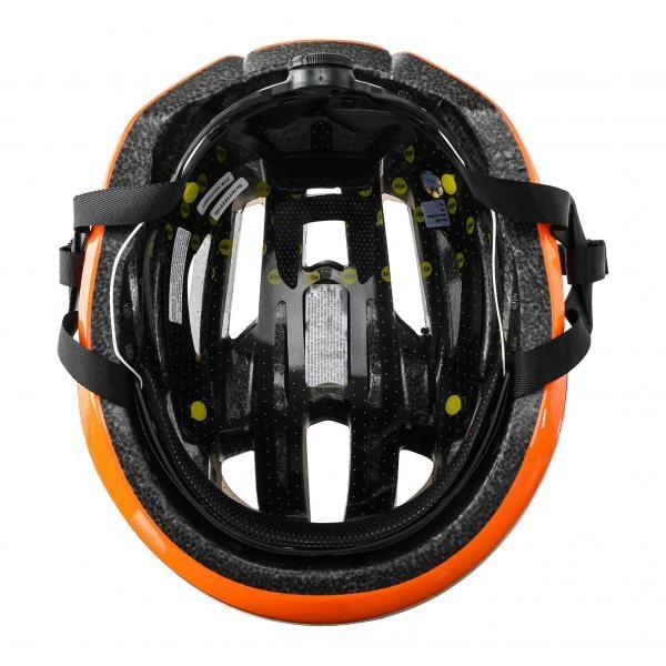 e5f4fee3a2 OAKLEY ARO 3 MIPS Helmet White Orange 2018 - Probikeshop