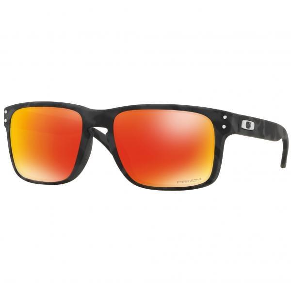 OAKLEY HOLBROOK BLACK CAMO Sunglasses Black Prizm OO9102-E955 2018 ... 014a3d1ee8