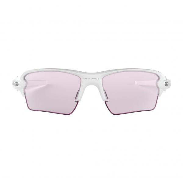 fe1fa08266354 Óculos OAKLEY FLAK 2.0 XL Branco Prizm OO9188-8859 2018 - Probikeshop
