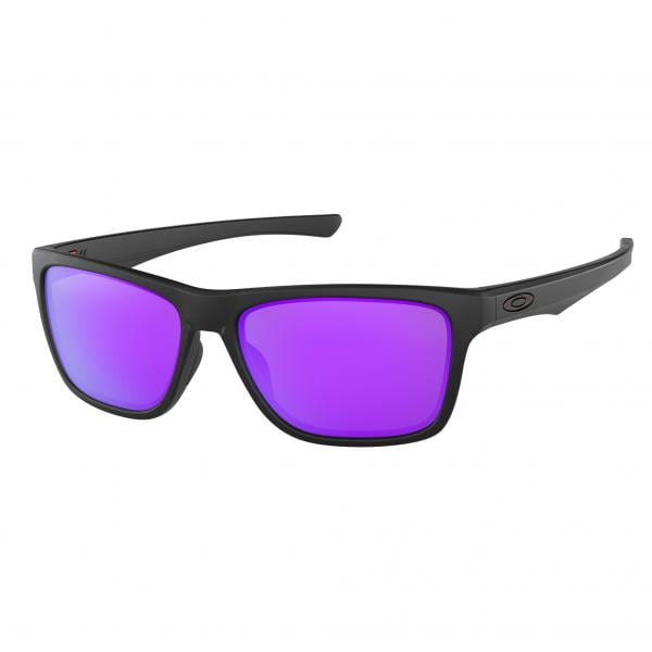 bb37e57d10f OAKLEY HOLSTON Sunglasses Mat Black Iridium OO9334-0958 2018 ...