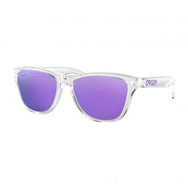 Óculos OAKLEY FROGSKINS XS Transparente Iridium OJ9006-0353 2018 ... 10958c74e3