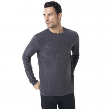 T-Shirt OAKLEY MARK II Manches Longues Gris Foncé
