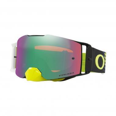 9ec5c5998e OAKLEY FRONT LINE MX Goggles Green Blue Prizm Iridium Lens OO7087-32