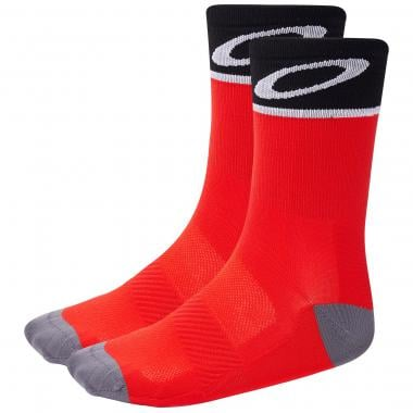 Chaussettes OAKLEY CYCING Rouge
