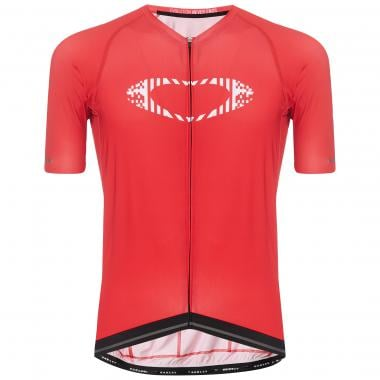 Maillot OAKLEY ICON Manches Courtes Rouge
