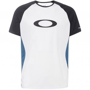 Maillot OAKLEY MTB Manches Courtes Blanc