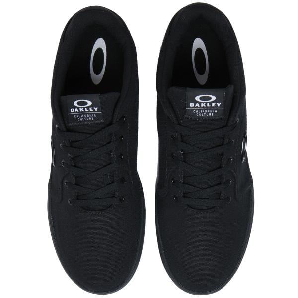 1775dc93e8 Chaussures OAKLEY CANVAS FLYER SNEAKER Noir 2019 - Probikeshop