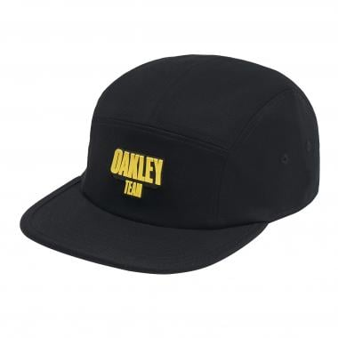 Casquette OAKLEY 5 PANEL OAKLEY TEAM Noir 2019