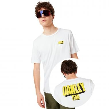 T-Shirt OAKLEY TEAM Blanc 2019