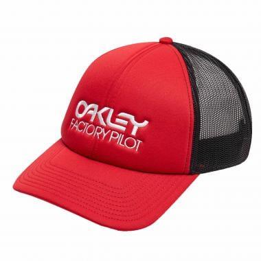 Casquette OAKLEY FACTORY PILOT TRUCKER Rouge 2021