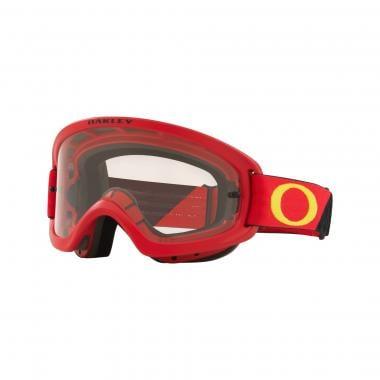 Masque OAKLEY O FRAME 2.0 PRO XS MX Enfant Rouge Écran Transparent OO7116-02 2021