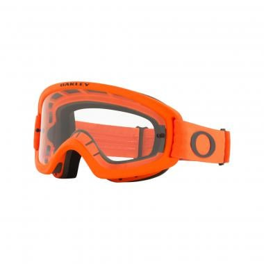 Masque OAKLEY O FRAME 2.0 PRO XS MX Orange Écran Transparent  OO7116-14 2022