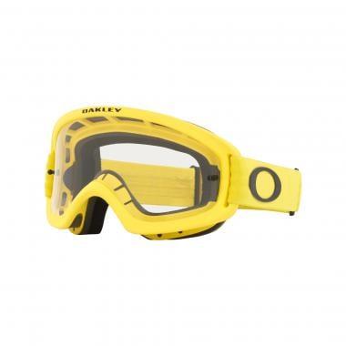 Masque OAKLEY O FRAME 2.0 PRO XS MX Jaune Écran Transparent  OO7116-17 2022