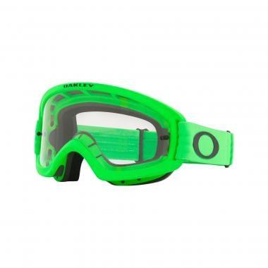 Masque OAKLEY O FRAME 2.0 PRO XS MX Vert Écran Transparent  OO7116-19 2022