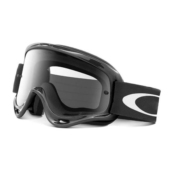 Masque OAKLEY O FRAME MX Jet Black Écran Clear - Probikeshop 9818c03094dd