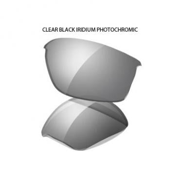 Verres de Remplacement OAKLEY FLAK JACKET Iridium Photochromic