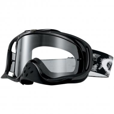 Masque OAKLEY CROWBAR MX Jet Black Speed Écran Transparent