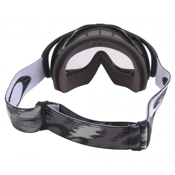593b3d89a8 OAKLEY CROWBAR MX Goggles Jet Black Speed Frame   Clear Lens - Probikeshop
