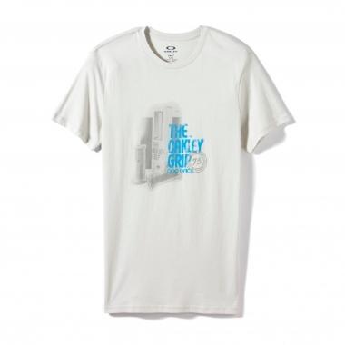 Camiseta OAKLEY THE GRIP TEE Gris Cristal