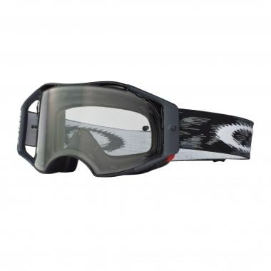 Masque OAKLEY AIRBRAKE MX Jet Black Speed Écran Clear