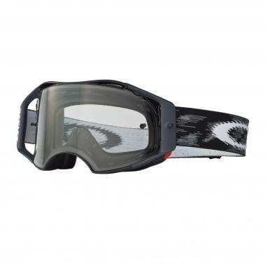 Masque OAKLEY AIRBRAKE MX Jet Black Speed Écran Clear