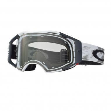 b21babfdca OAKLEY AIRBRAKE MX Goggles Matt White Speed Transparent Lens