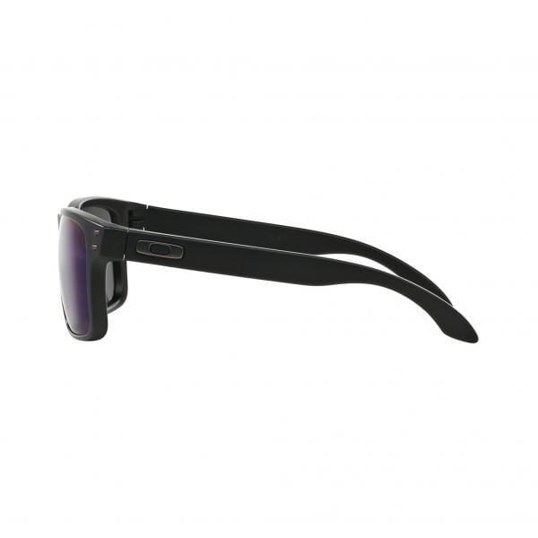 Polarisant Iridium Noir Holbrook Lunettes Oakley Mat Oo9102 52 y6Ibm7gYfv