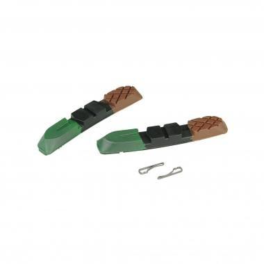 Par de zapatas de recambio ALLIGATOR V-Brake 3 Colores