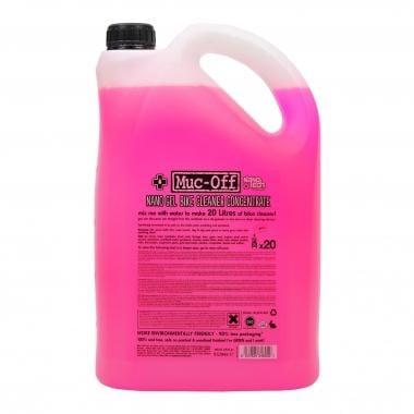 Ricarica Concentrata per Detergente Bicicletta MUC-OFF NANO GEL (5 L)