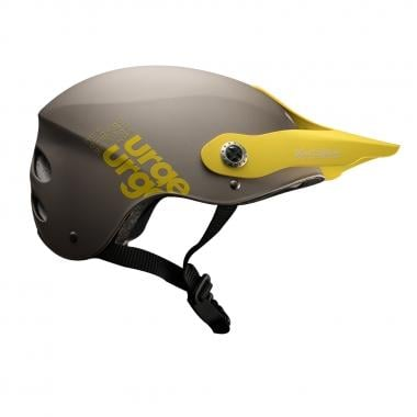 Casque URGE ALL-IN Marron/Jaune 2017