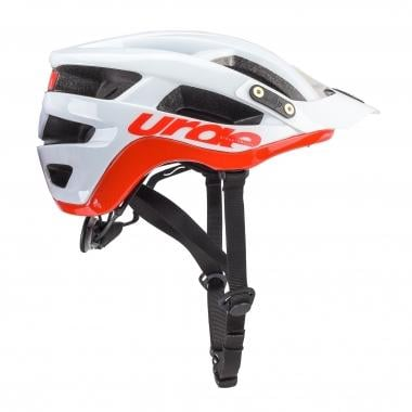Casque URGE SERIALL Blanc/Rouge