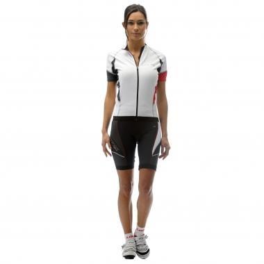 LOOK ULTRA Women's Short-Sleeved Jersey Black/White