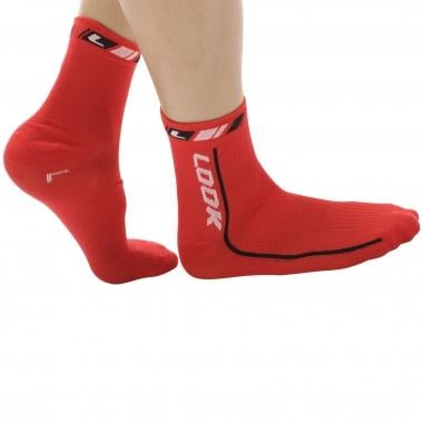 Calcetines LOOK FLUX Rojo