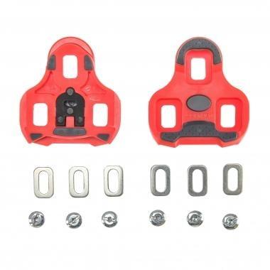 Kit de calas para pedales LOOK KEO GRIP Rojo