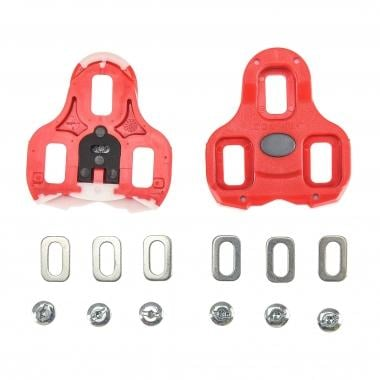 Kit de calas para pedales LOOK KEO Rojo