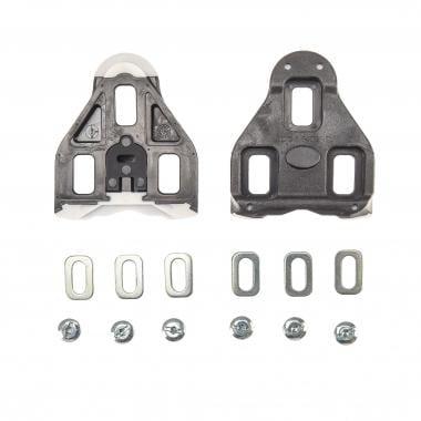 Kit de calas para pedales LOOK DELTA Negro