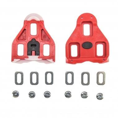 Kit de calas para pedales LOOK DELTA Rojo