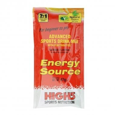 Pack de 12 bebidas energéticas HIGH5 ENERGY SOURCE (50 g)