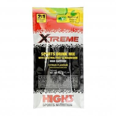 Pack de 12 bebidas energéticas HIGH5 ENERGY SOURCE X'TREME (50 g)